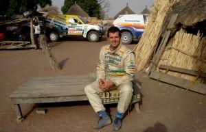 Klever Kolberg - Dakar 2007