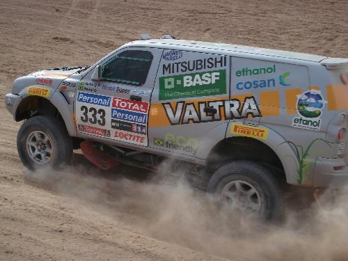 Objetivo no Dakar era a durabilidade. Agora, equipe busca mais velocidade. Foto: Vitor Sendra