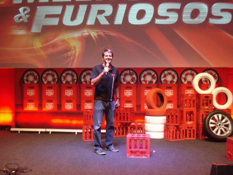 Palestra De Klever Kolberg Para A Coca Cola Femsa Em Curitiba