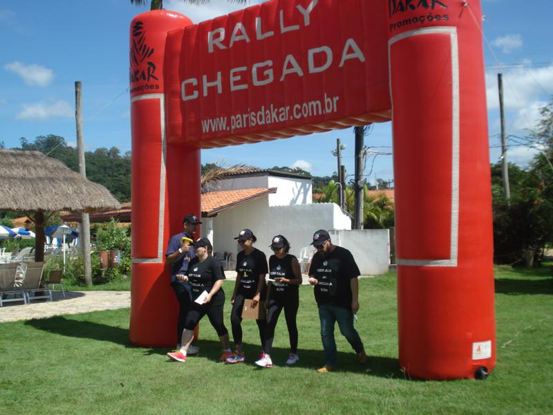 Rally Empresarial Organizado Por Klever Kolberg Para A Ldr