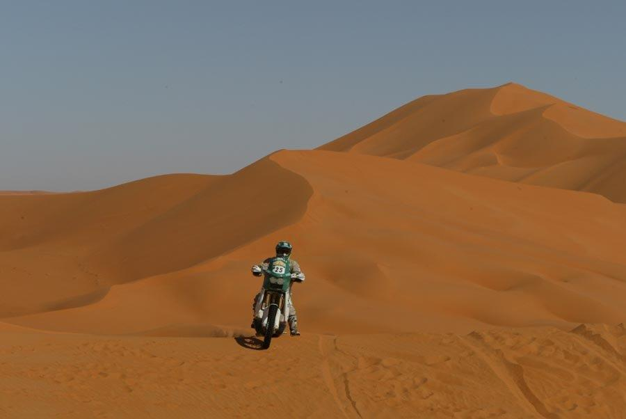 Como em suas palestras Klever Kolberg explora as Semelhanças de um Rally Dakar no Deserto e o Desafio do Mundo dos Negócios