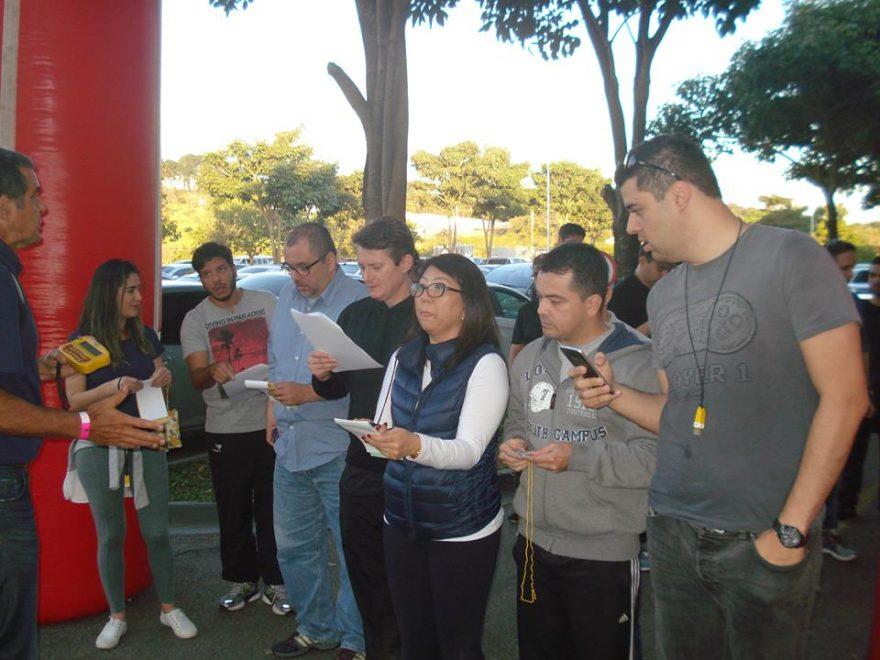 Treinamento Motivacional - Rally de Regularidade para o Banco do Brasil
