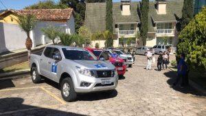 Team Building com Rally de Carros organizado pelo Piloto e Engenheiro Klever Kolberg para premiar equipe de vendas