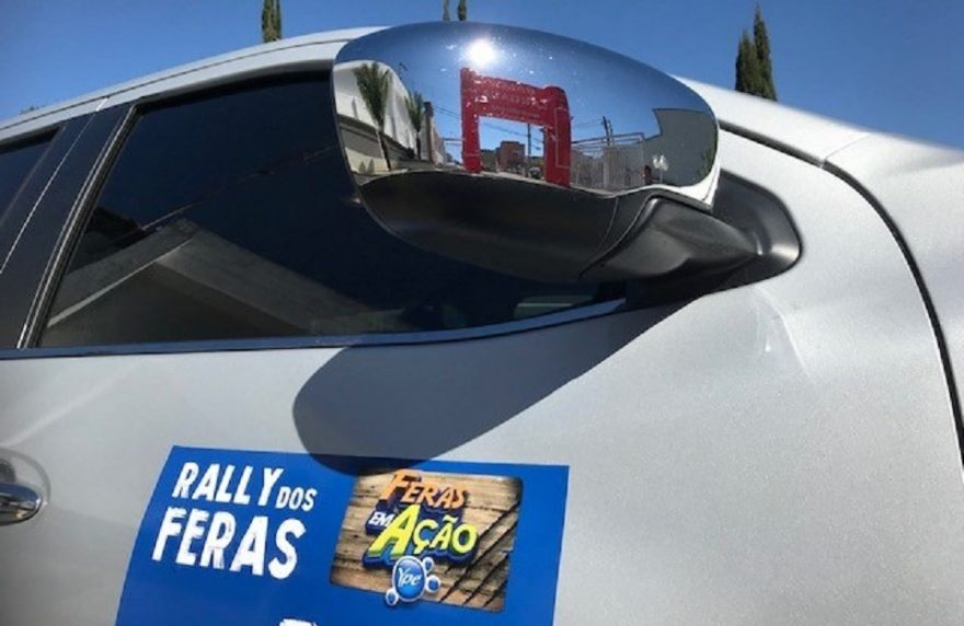 Team Building - Rally com Carros organizado por Klever Kolberg - Piloto e engenheiro
