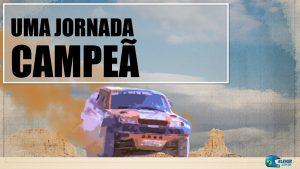 Palestra do Piloto de Rally e Engenheiro Klever Kolberg mostra como superar desafios e viver uma Jornada Campeã
