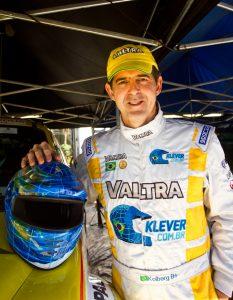 Piloto e Engenheiro Klever Kolberg no Rally dos Sertões 2011