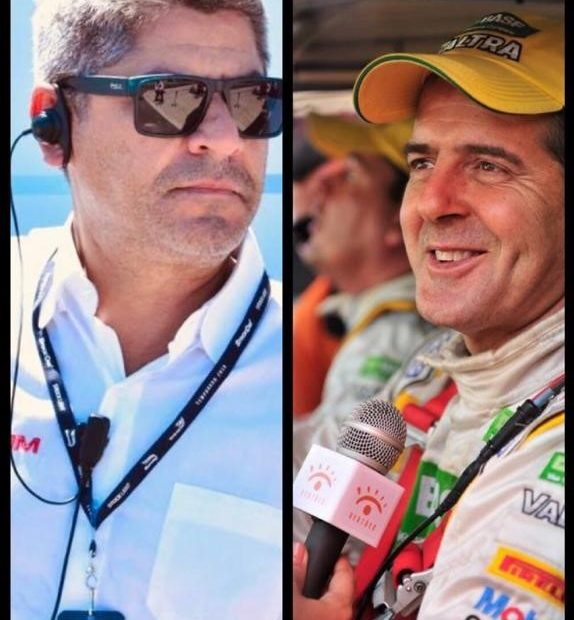 Ricardo Ribeiro e Klever Kolberg participam do programa Rally Infos em live no Facebook