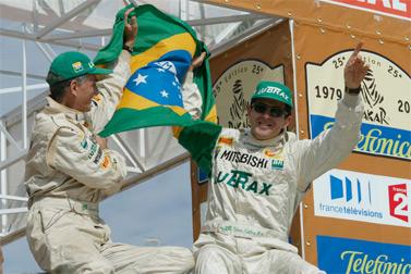 Sucesso e vitórias - Rally Dakar - Cenários da Palestra Motivacional do Piloto e Engenheiro Klever Kolberg