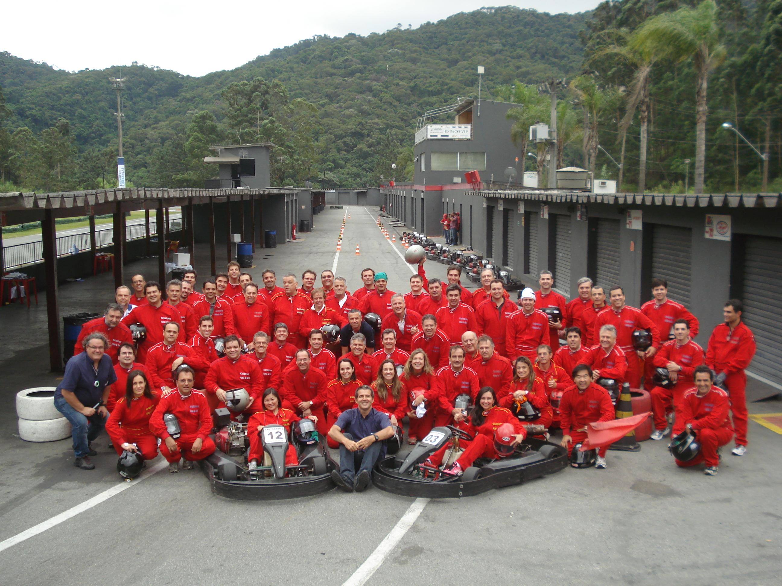 Treinamento Motivacional com Rally Empresarial e Palestra Motivacional do Piloto e Engenheiro Klever Kolberg
